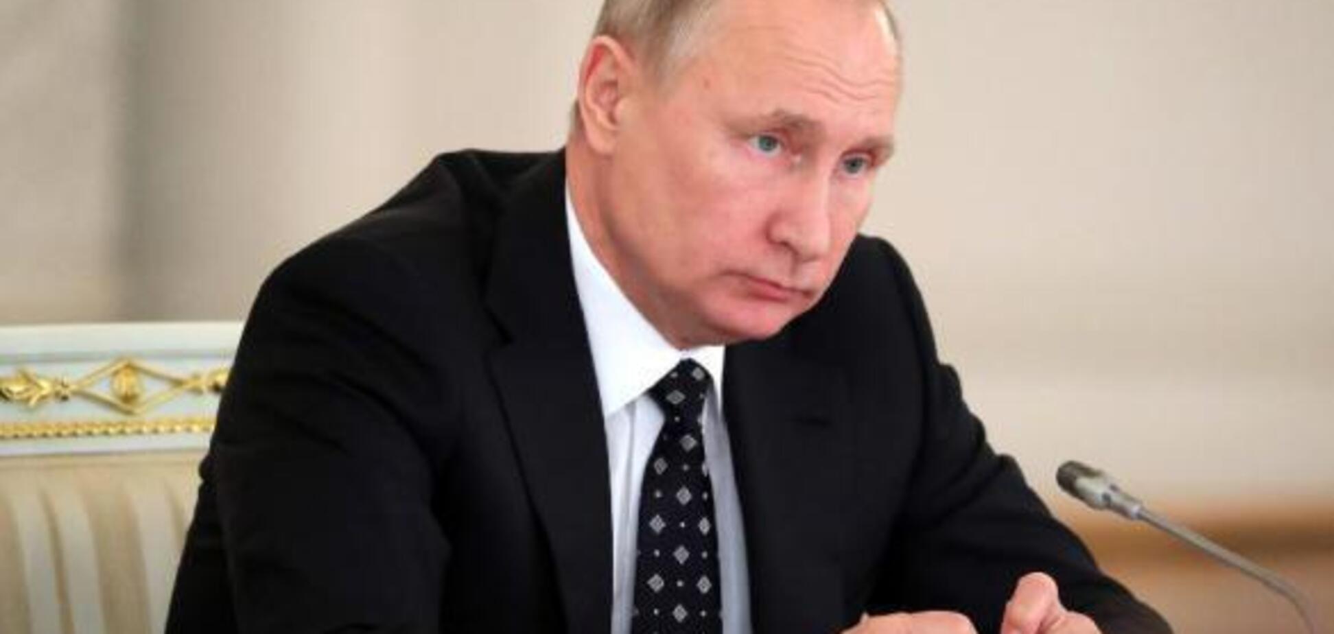''Сдохнут все!'' Путин пригрозил возмездием за ядерный удар по России