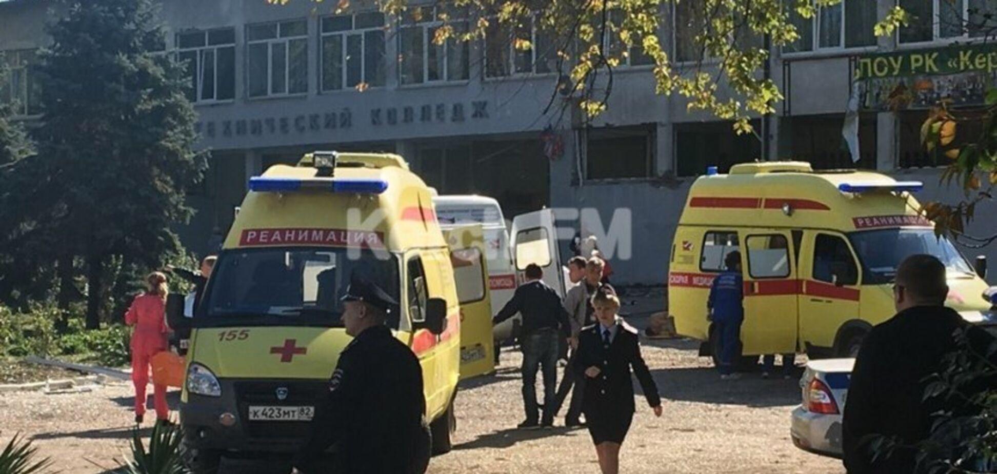 ''Кримчанам промили мізки'': названо показовий момент теракту у Керчі