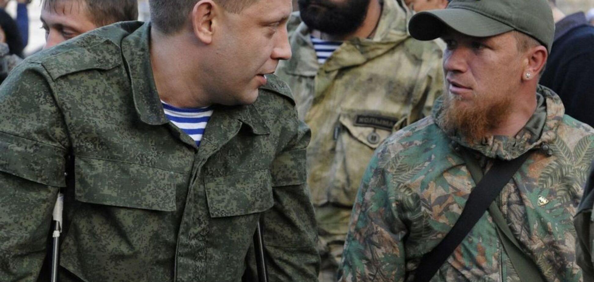 ''Россия лепит героев'': в Украине объяснили убийства Захарченко и Моторолы