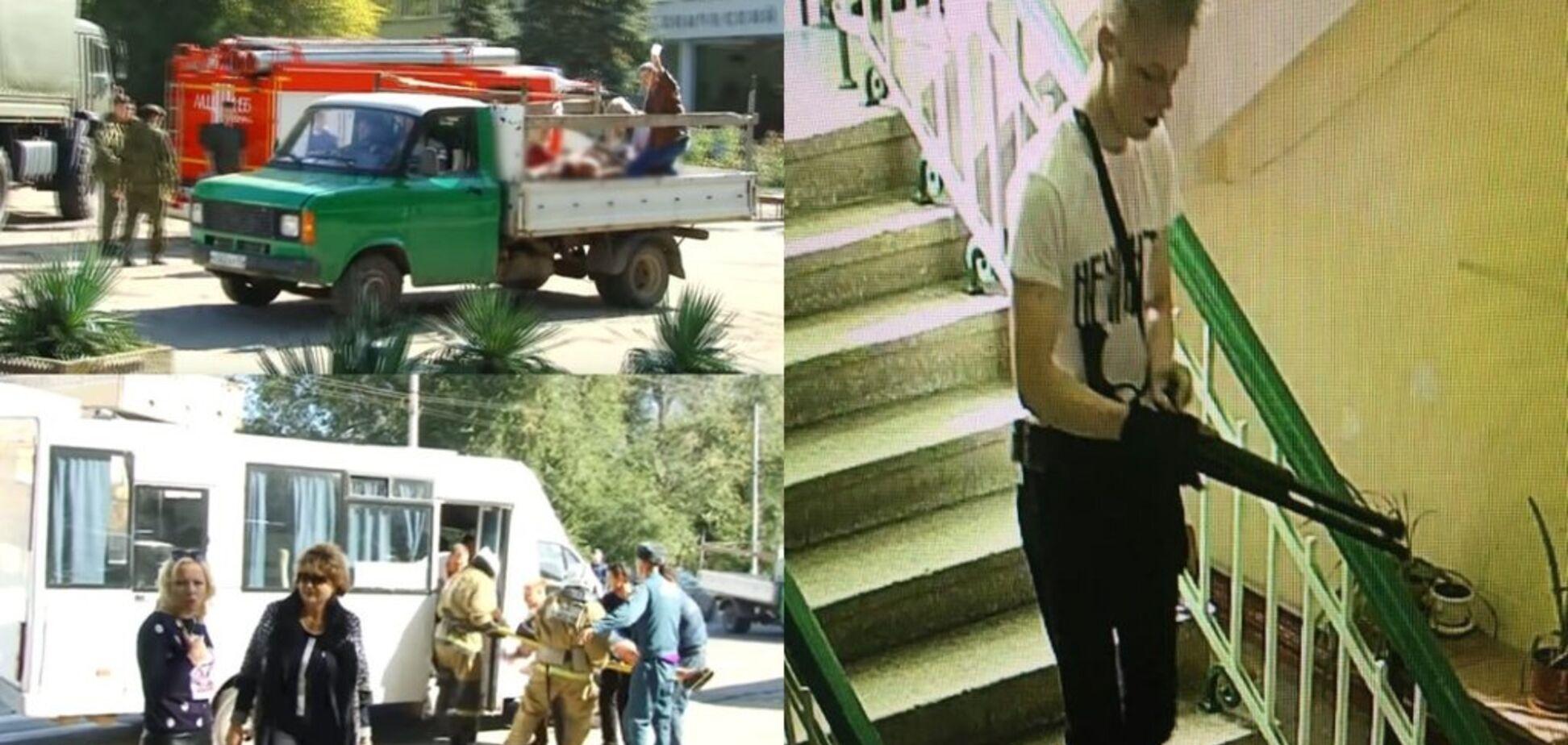 'Идет стрелять без разбора': Бабченко вскрыл показательный момент убийств в Керчи