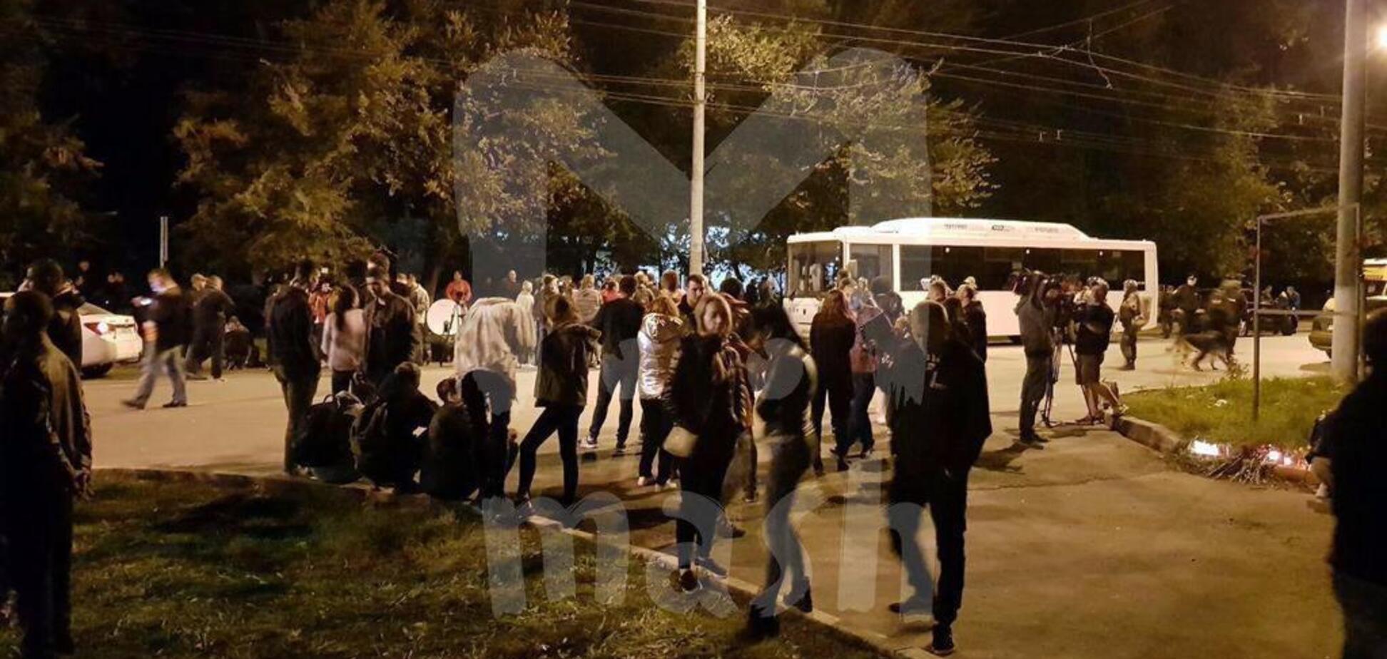 Кровавая бойня Керчи: названы мотивы студента, устроившего массовый расстрел