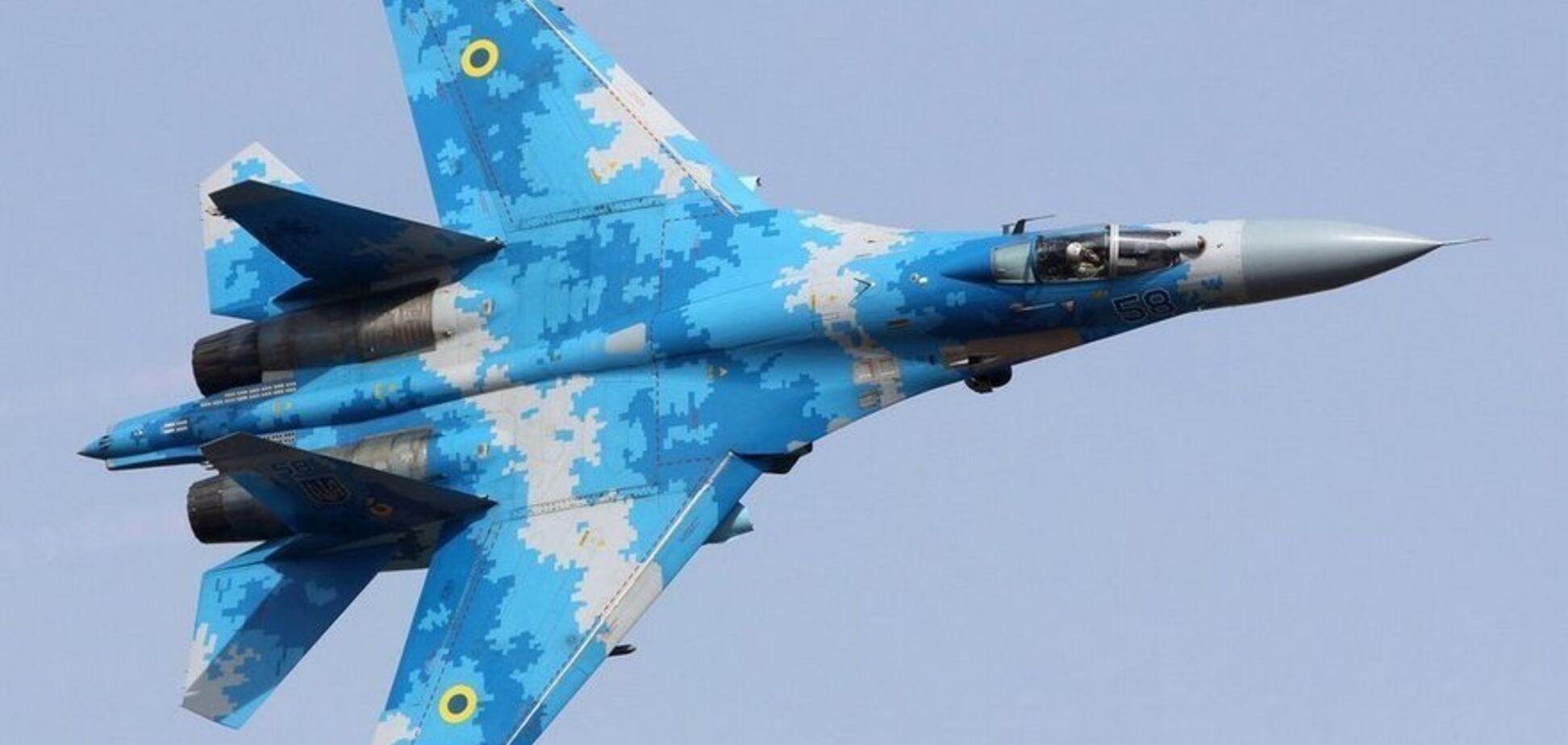 Крушение Су-27: появились имя и фото погибшего пилота США