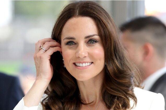 Кейт Миддлтон пришла на королевский прием в дешевом платье