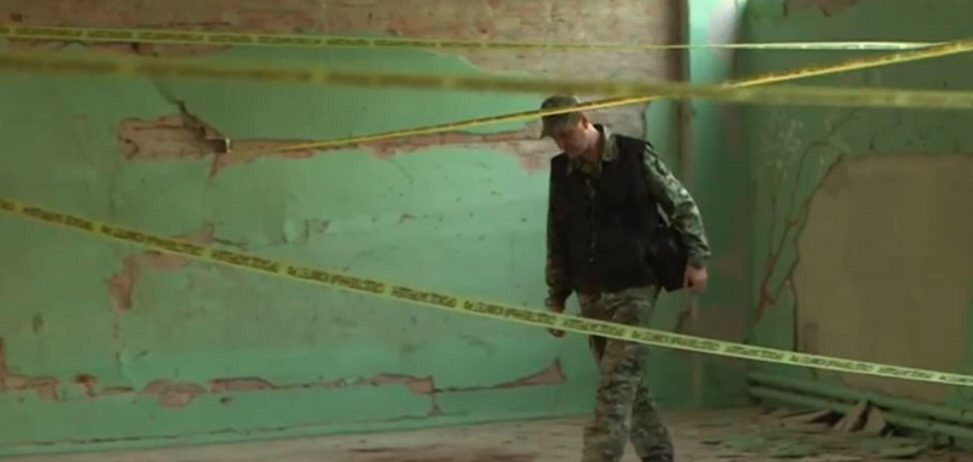 Кров стікає сходами: з'явилося нове відео із місця масової бійні у Керчі