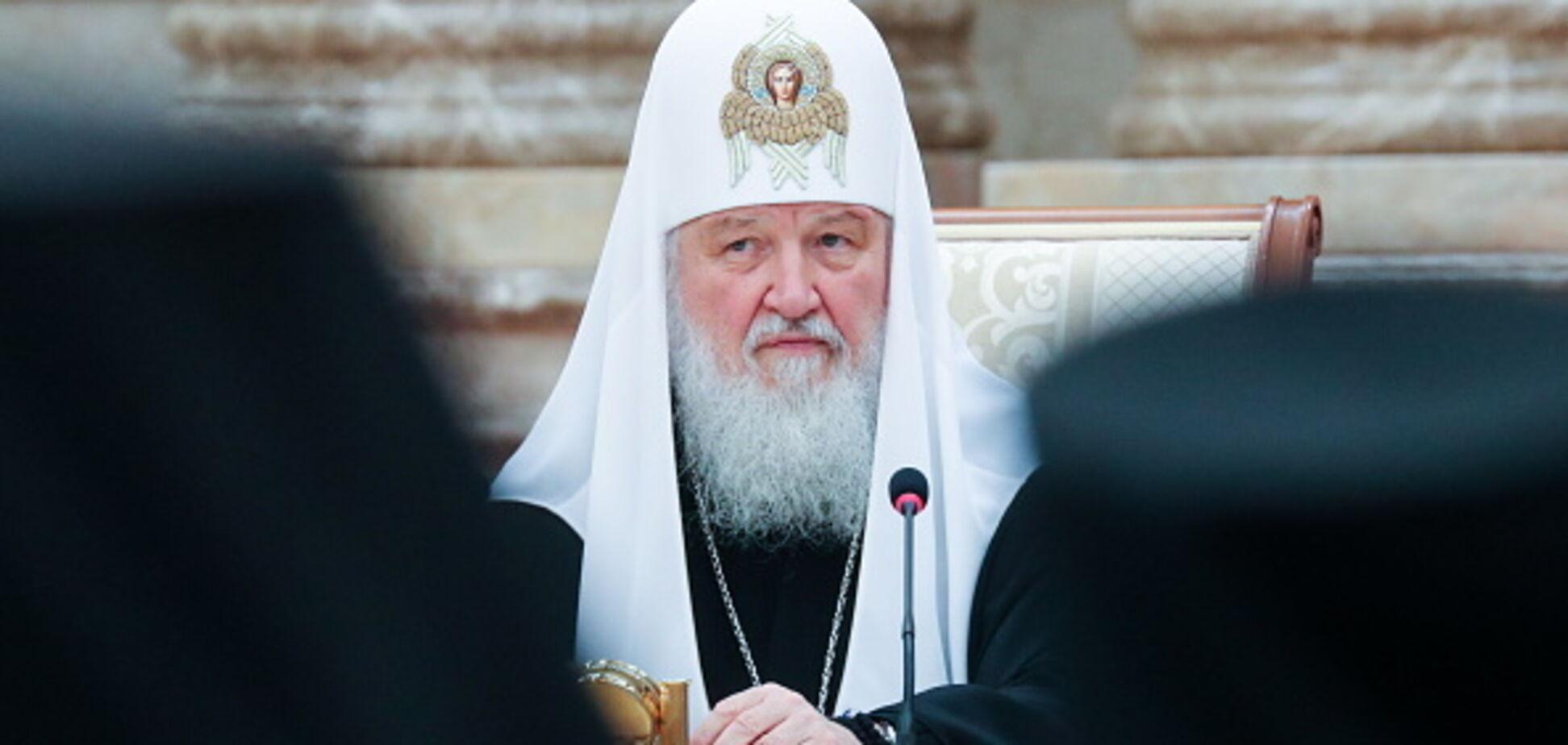 ''Розкольники'': Кирил затаврував Константинополь за Томос Україні