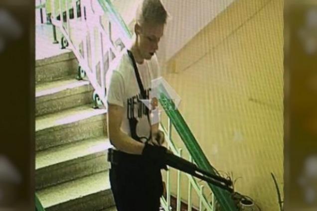 Кривава трагедія у Керчі: з'ясувалися нові подробиці про стрільця