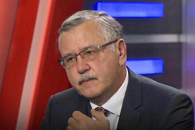 Гриценко рассказал, будет ли Балога возглавлять его штаб