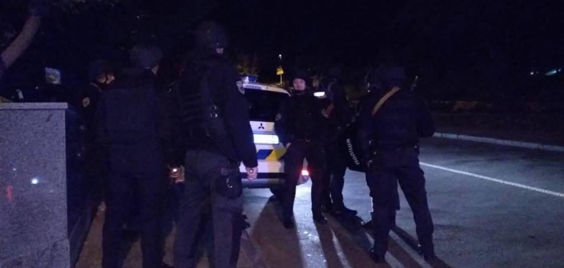 Напад на будинок судді у Києві: з'явилося фото вбитого підозрюваного. 18+