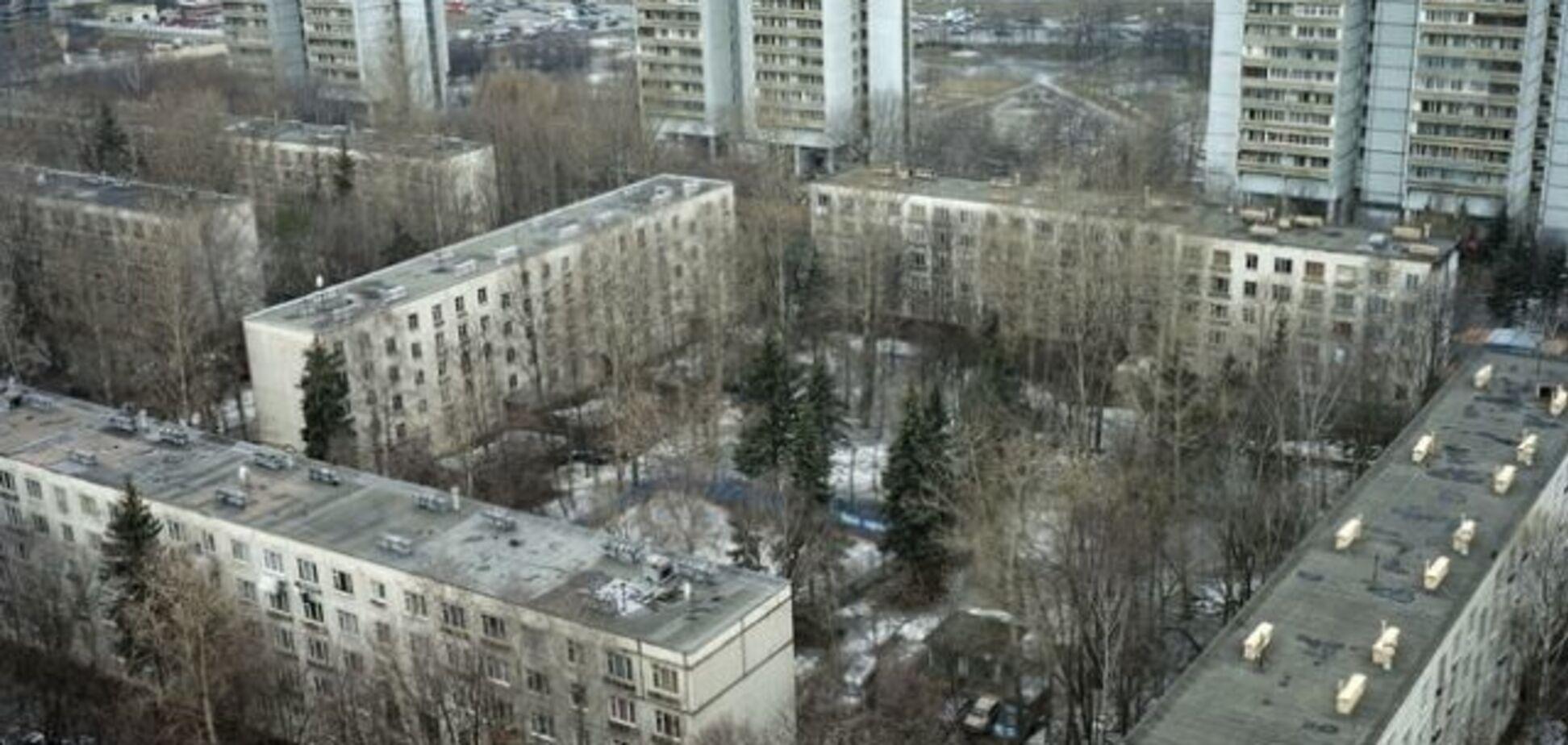 ''Опасно для жизни'': в Украине каждый 13-й дом подлежит сносу