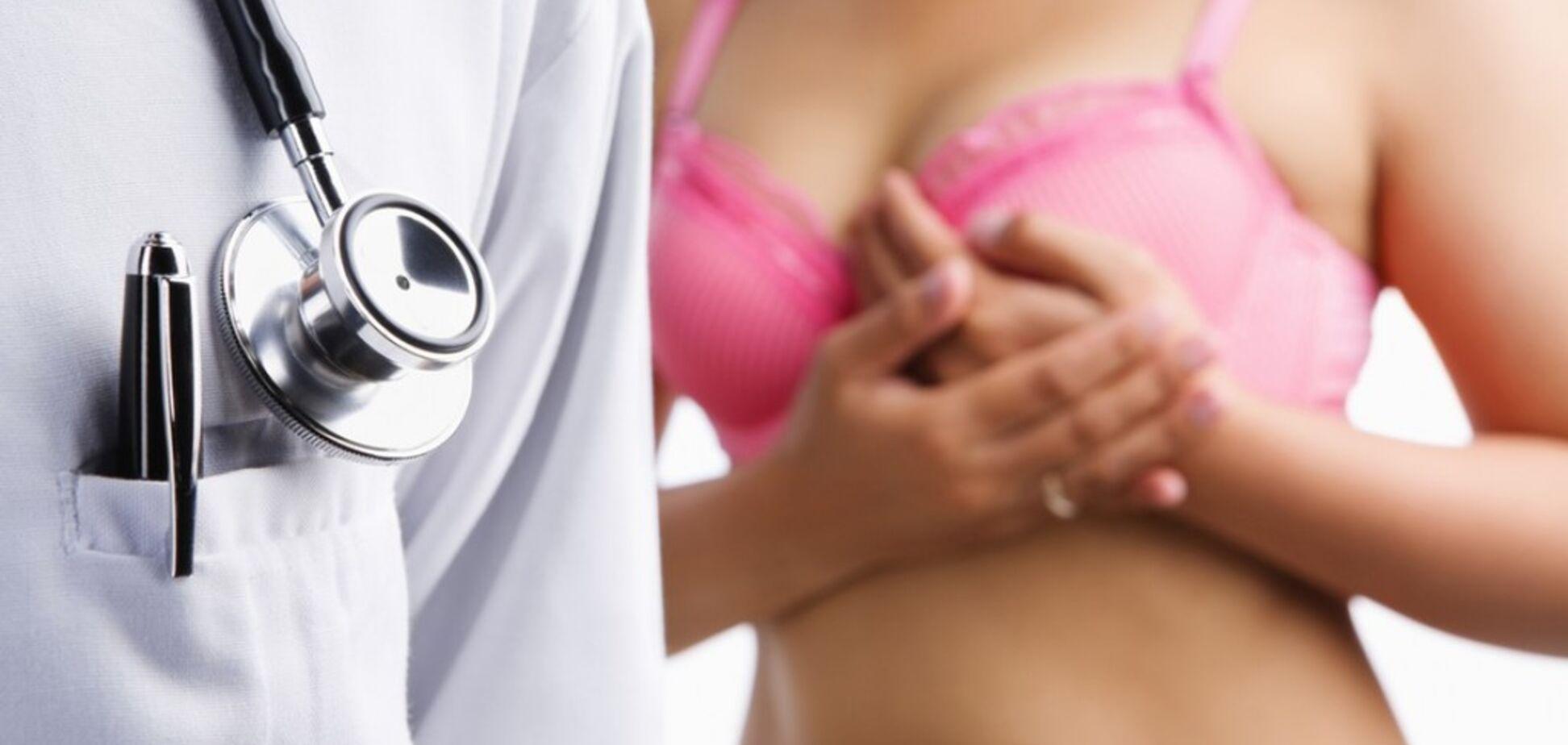 Рак молочної залози: фактори ризику