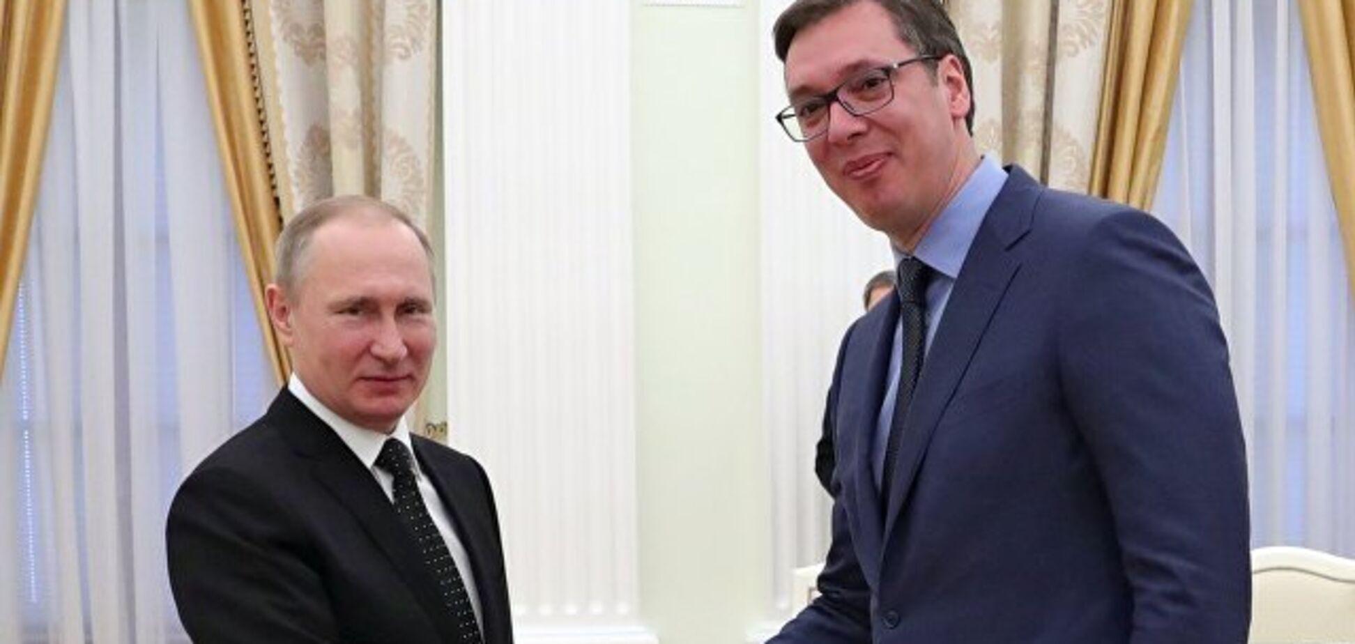 Справа в Україні: озвучено прогноз зустрічі президентів Сербії та Росії