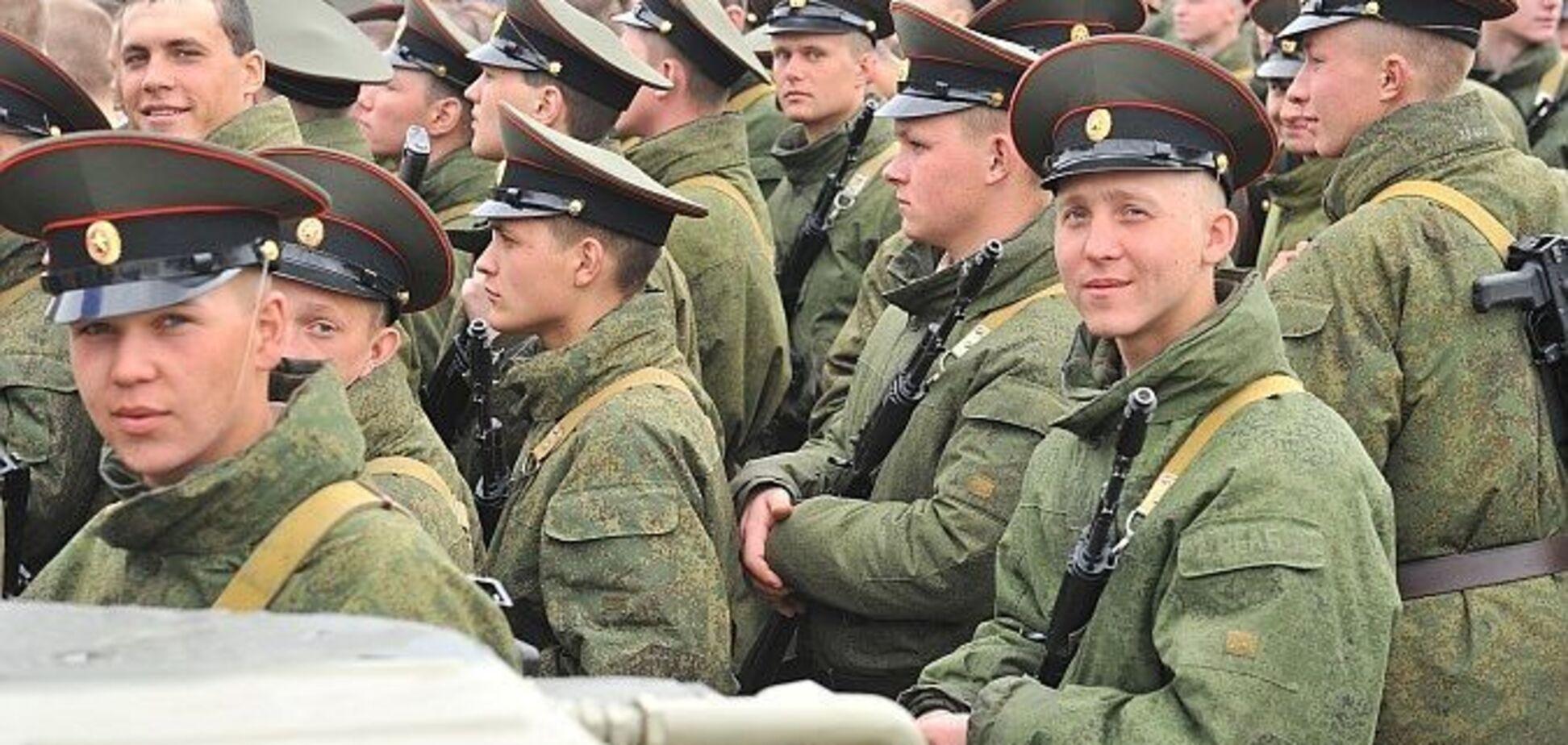 Российская армия увеличила количество срочников: причины