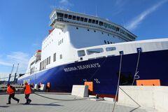 В Балтийском море взорвался паром с 300 пассажирами