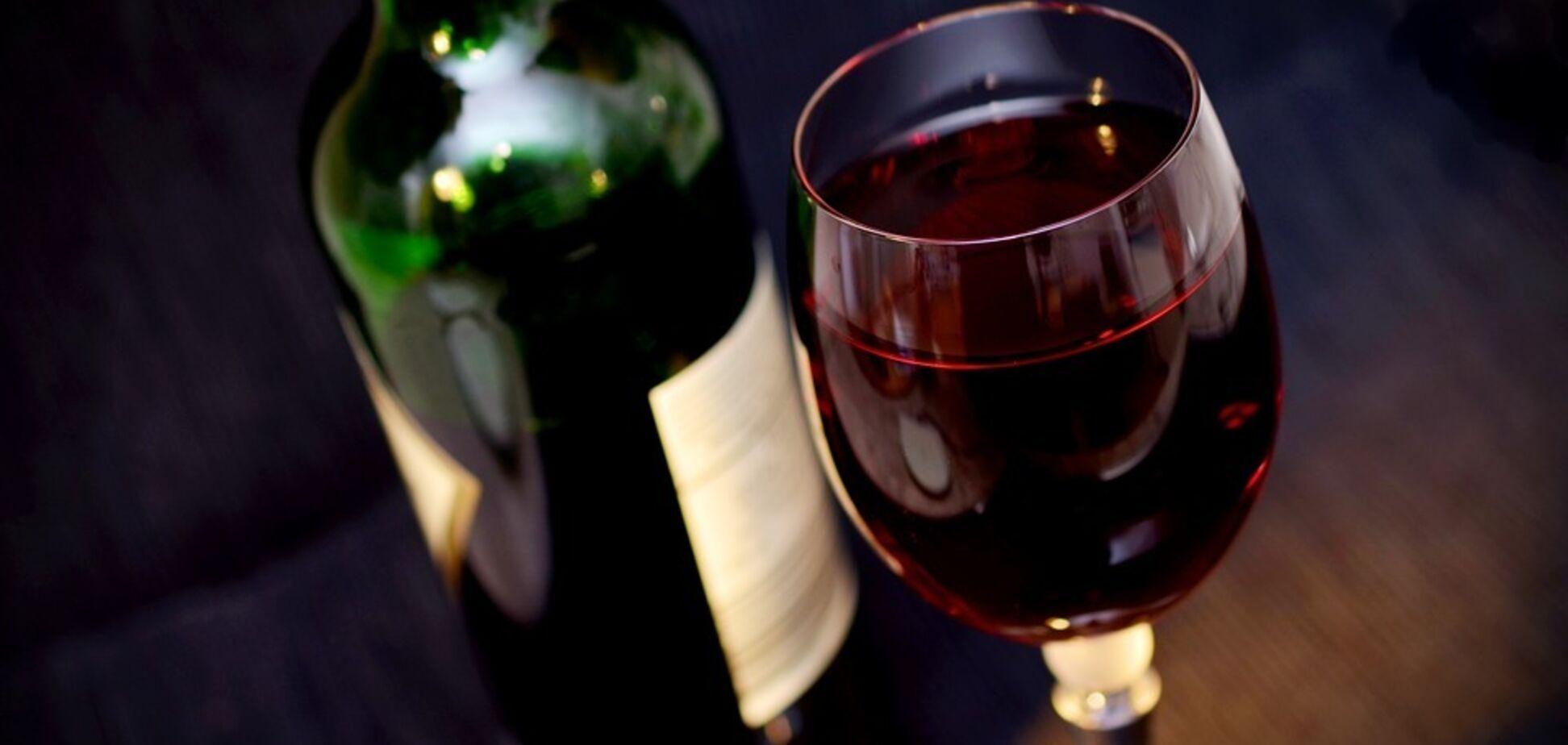 Скільки пити вина: вчені назвали безпечну дозу