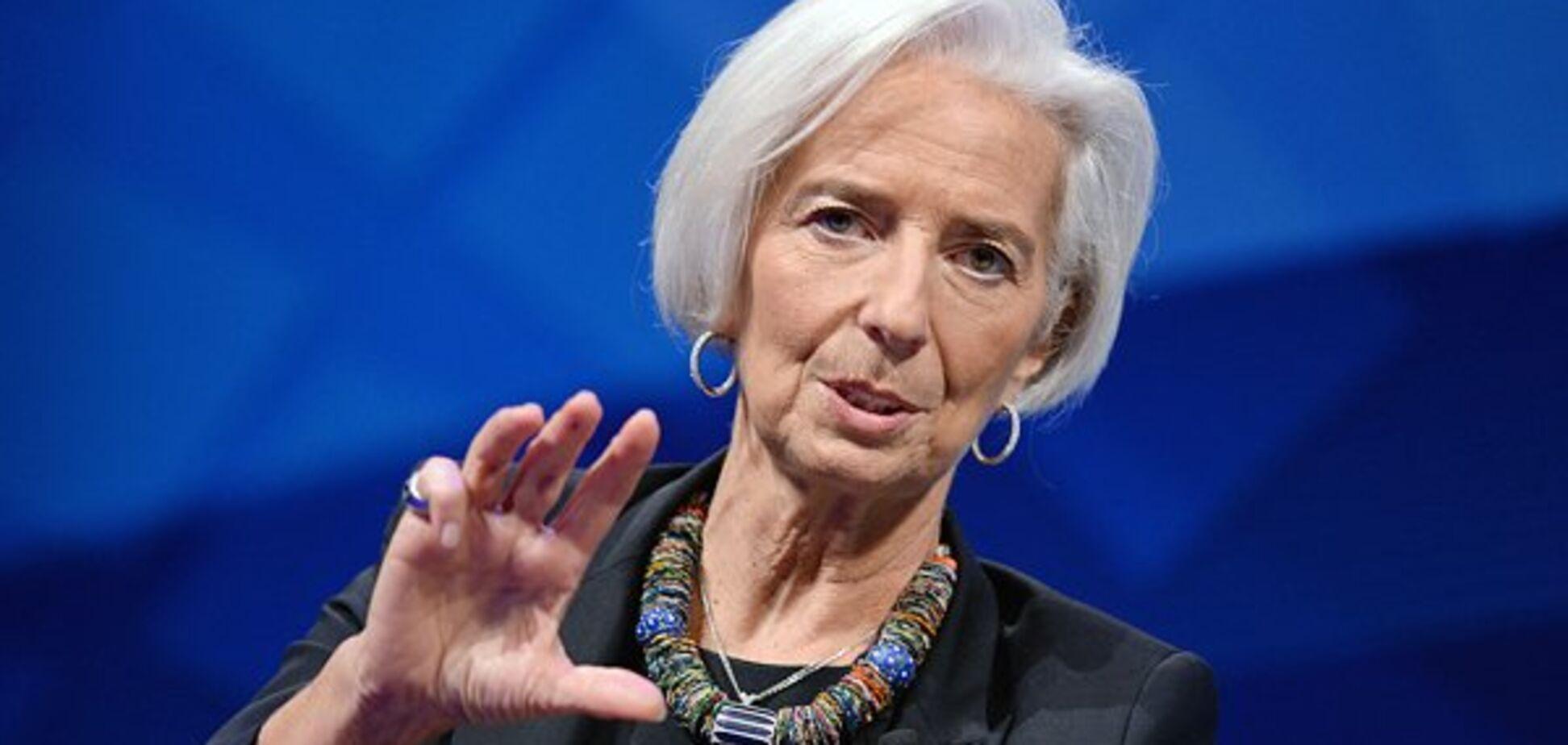 ''Режим ''паніка'': МВФ зробив страшне попередження