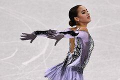 Зухвала: 16-річна російська чемпіонка ОІ-2018 влаштувала ''стриптиз'' під час виступу — відеофакт