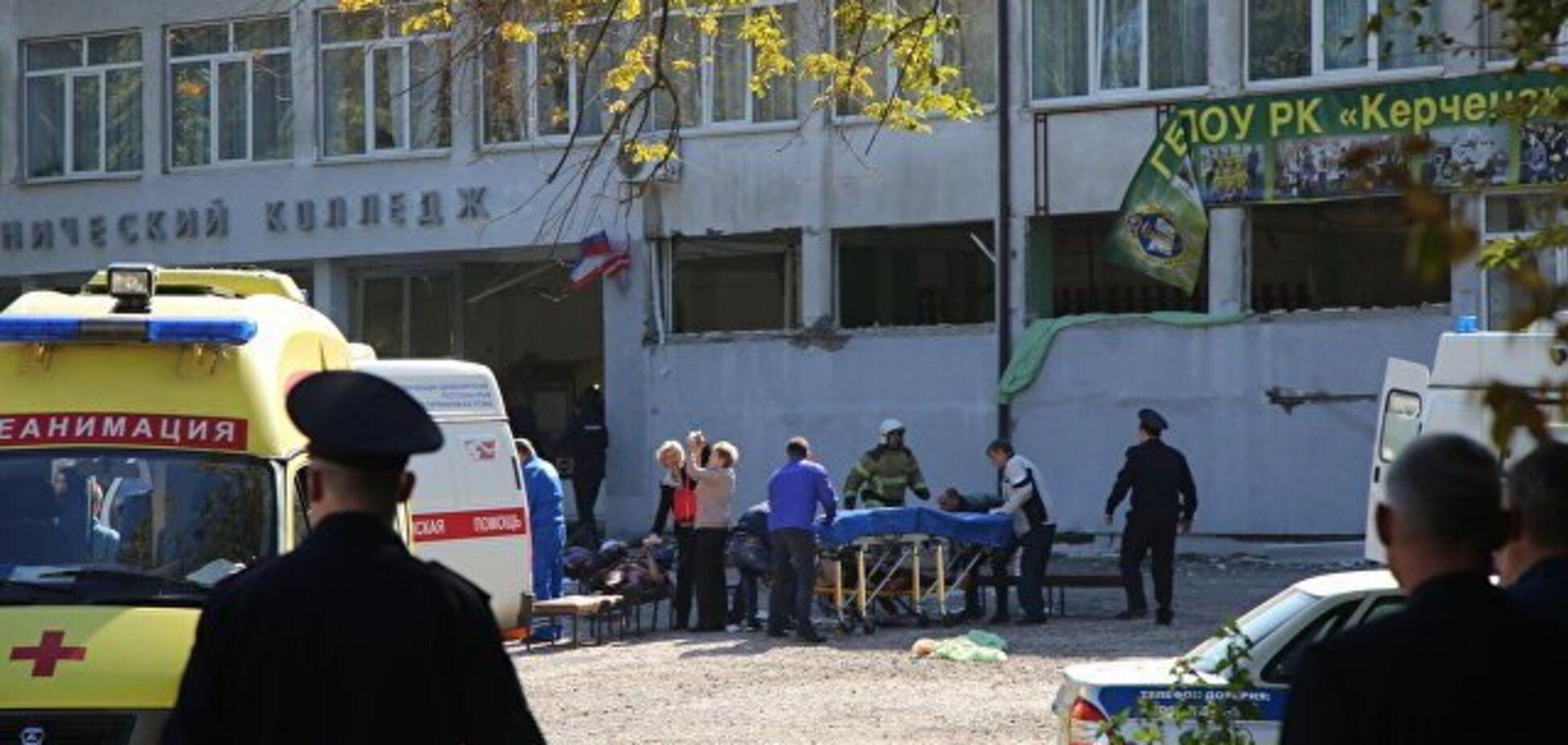 Теракт в Керчі: з'явилися тривожні дані про тих, хто вижив
