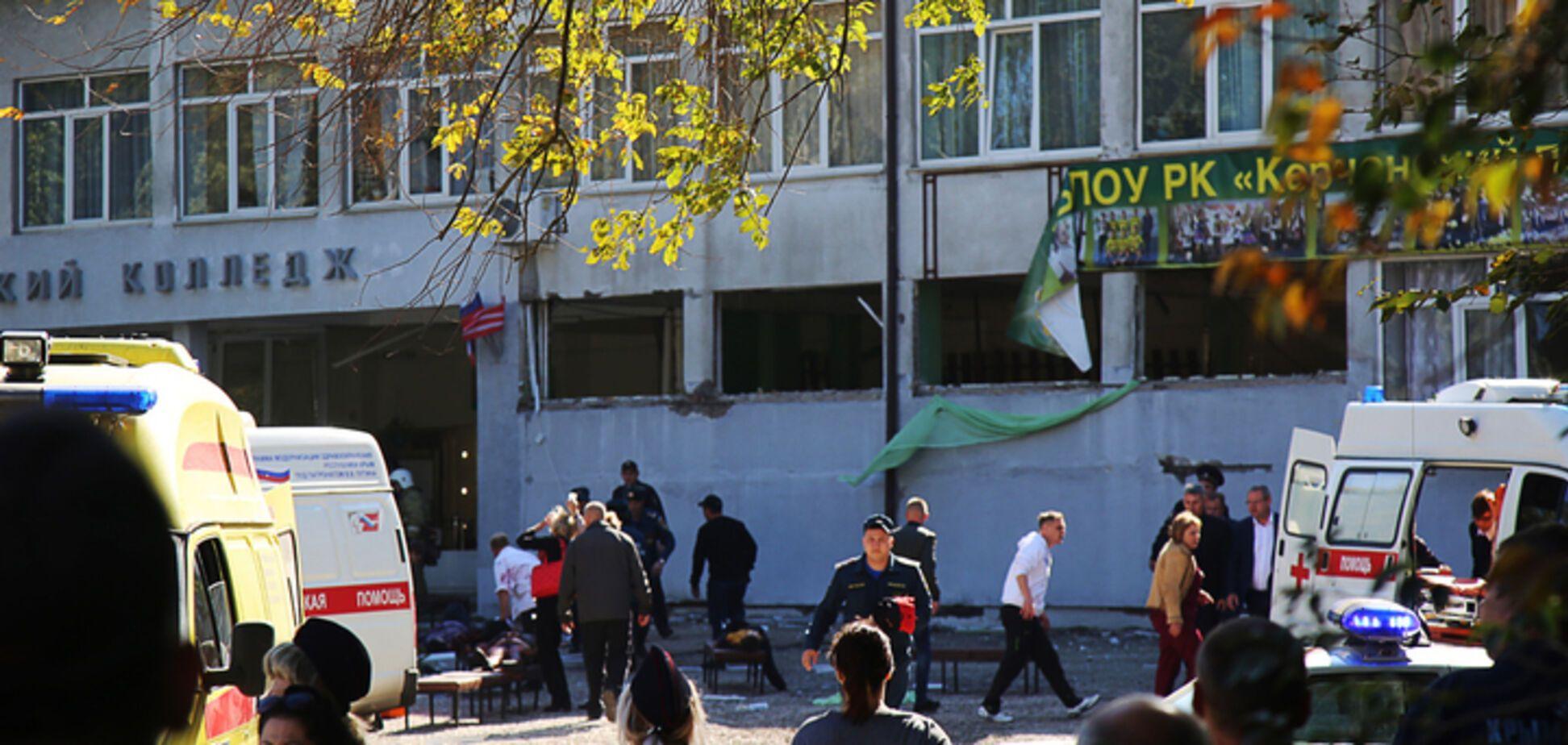 Трагедия в Керчи после теракта: парень одной из жертв выбросился в окно
