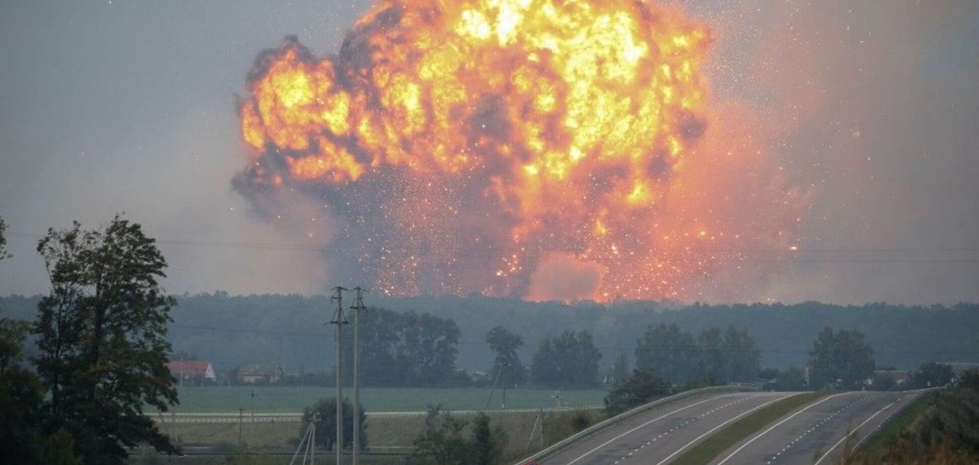 Вибухи в Ічні: ветеран АТО озвучив шокуючі збитки України