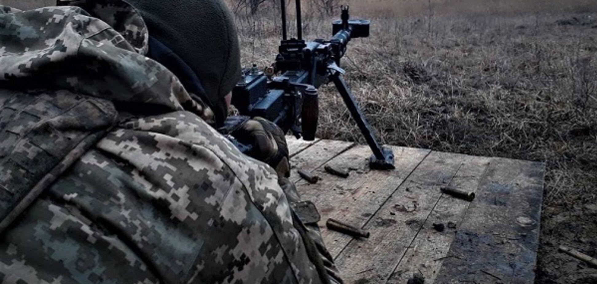 Жесткие бои на Донбассе: террористы ''Л/ДНР''' понесли потери