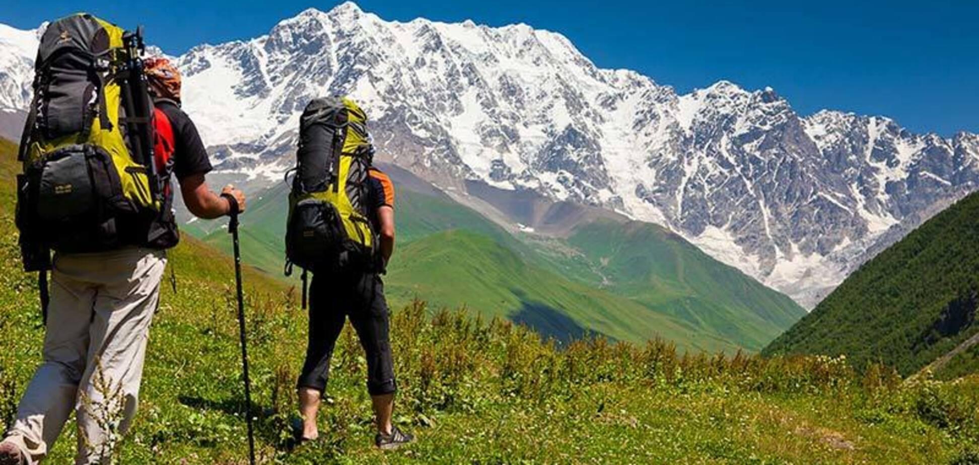 О последствиях горного туризма