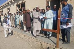 Серия терактов в Афганистане: на избирательных участках прогремели взрывы