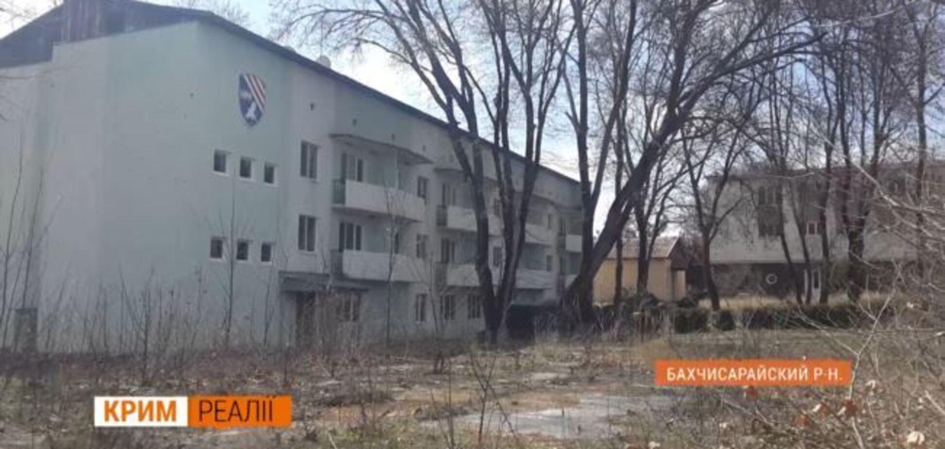 В Крыму показали, во что оккупанты превратили 'Таврию' - фотофакт