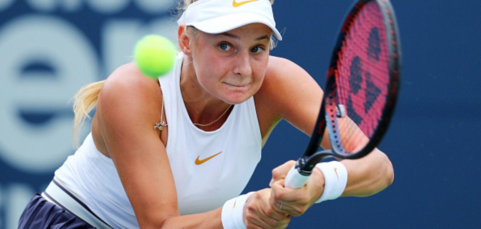 Юна українка створила гучну сенсацію на тенісному турнірі в Таїланді
