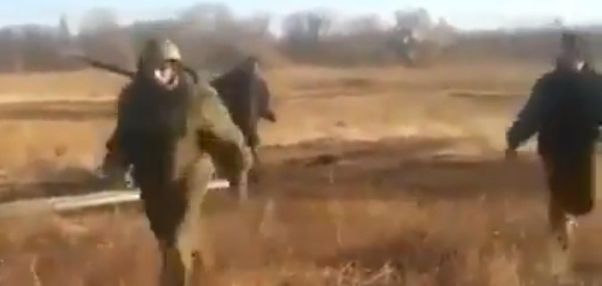 ''Україна здригається... від сміху!'' У мережу злили відео епічної операції ''ДНР''