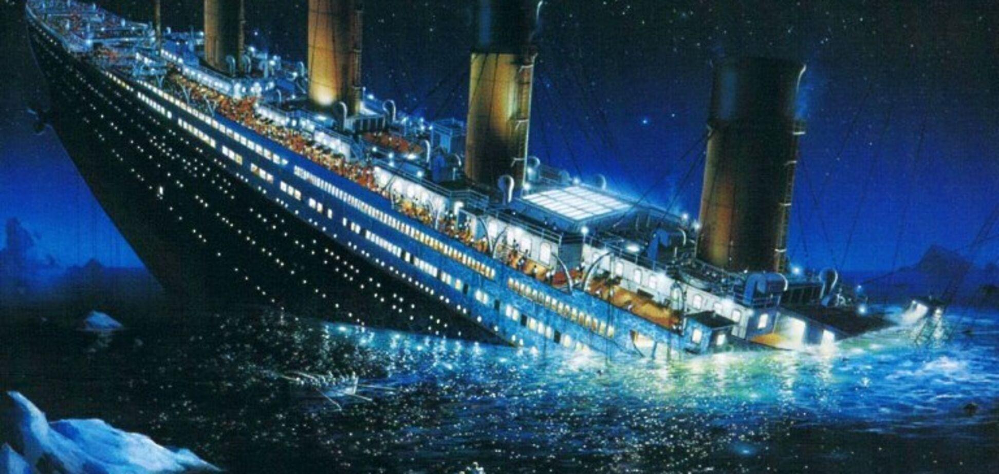 Пара засняла привидение с 'Титаника': невероятное фото