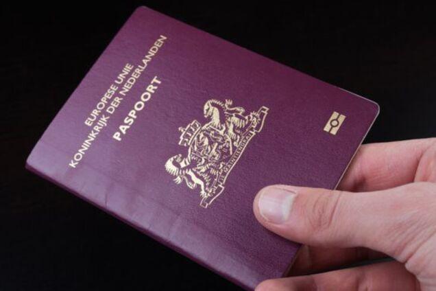 В Голландии впервые выдали паспорт с нейтральным полом