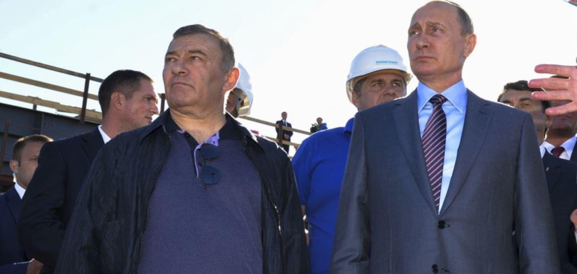 Друг Путіна розв'язав ''війну'' через санкції: наважився на радикальні заходи