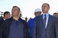 Друг Путина развязал ''войну'' из-за санкций: принял радикальные меры