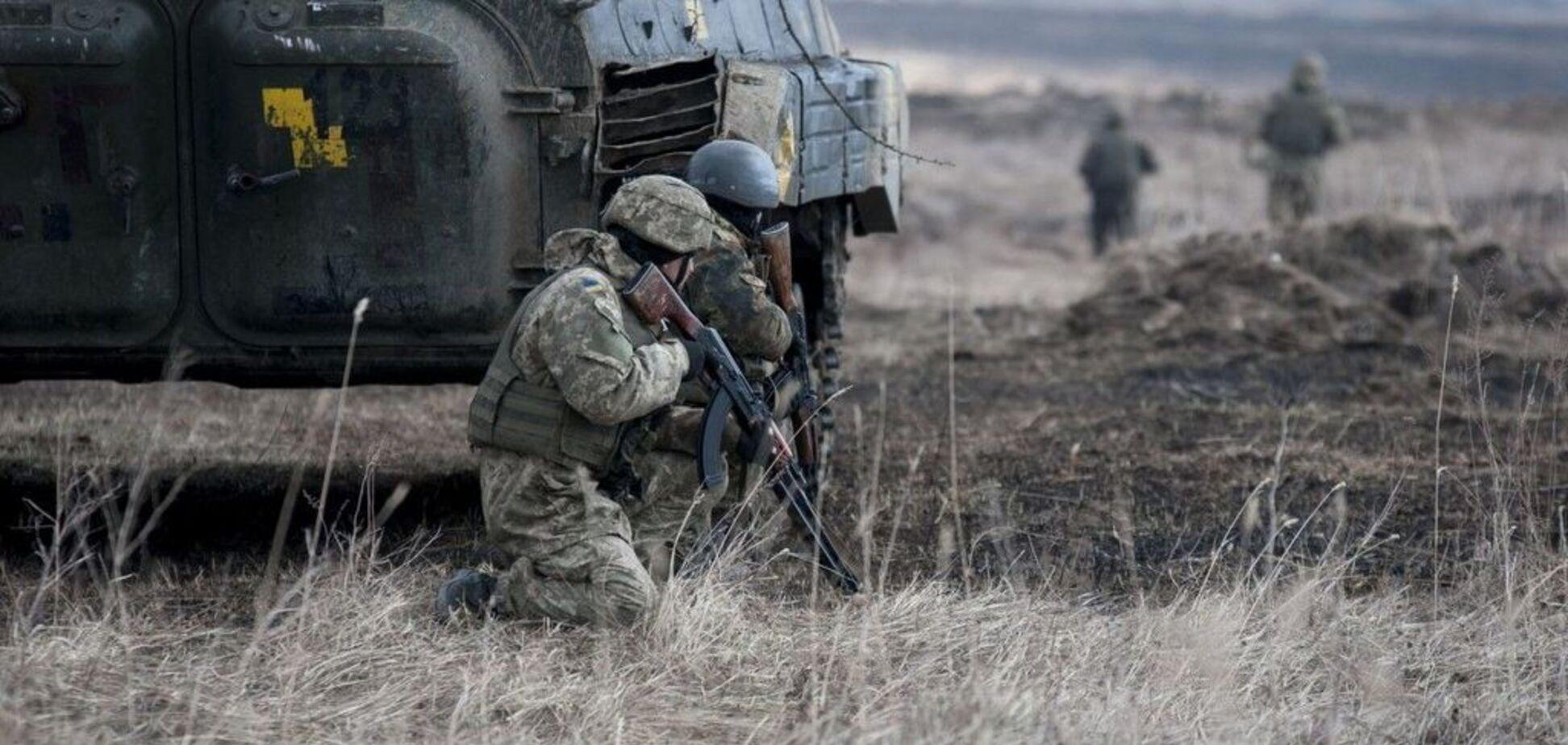 Терористи зазнали втрат: ЗСУ дали відсіч окупантам на Донбасі
