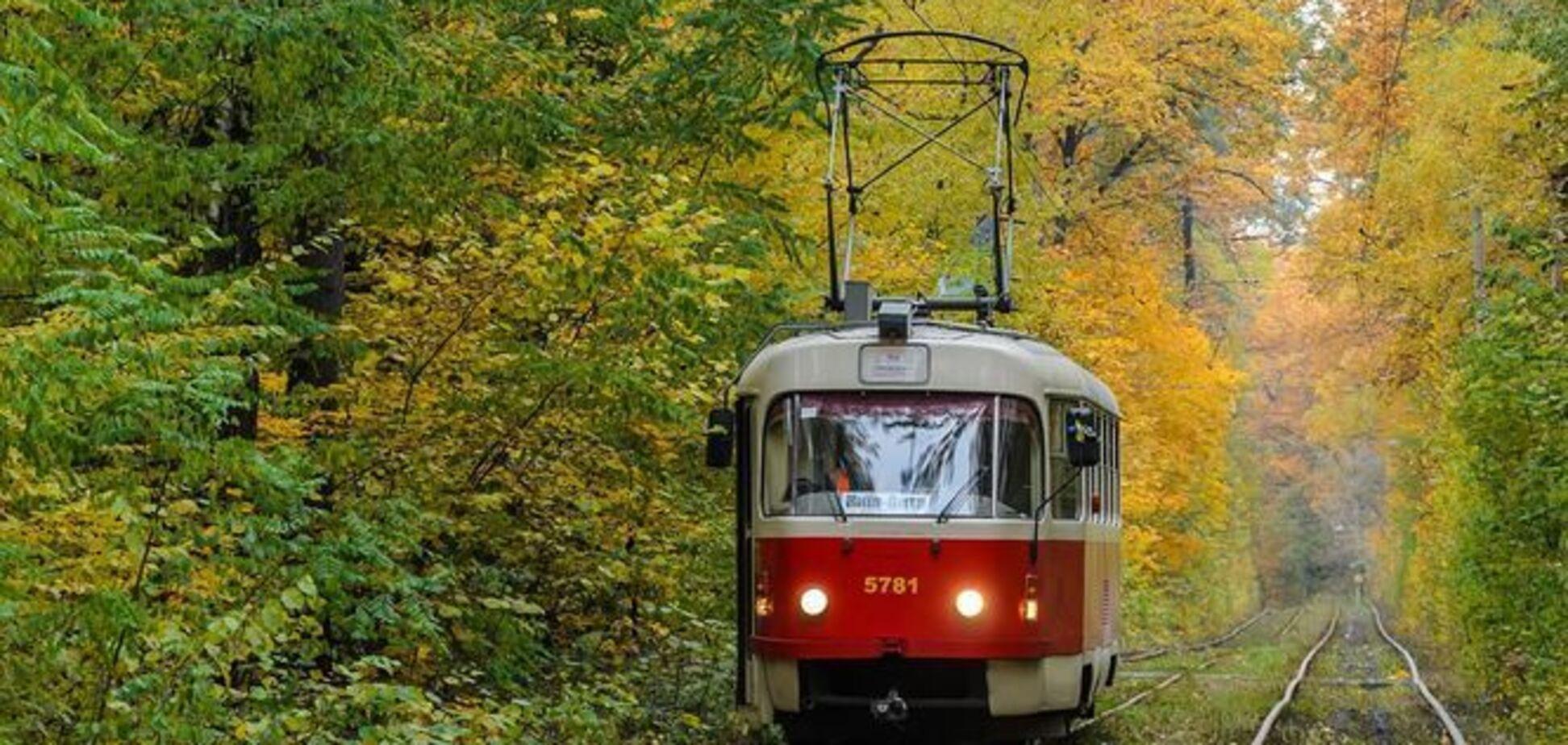 ''Це заборонено'': у легендарному українському трамваї спалахнув скандал