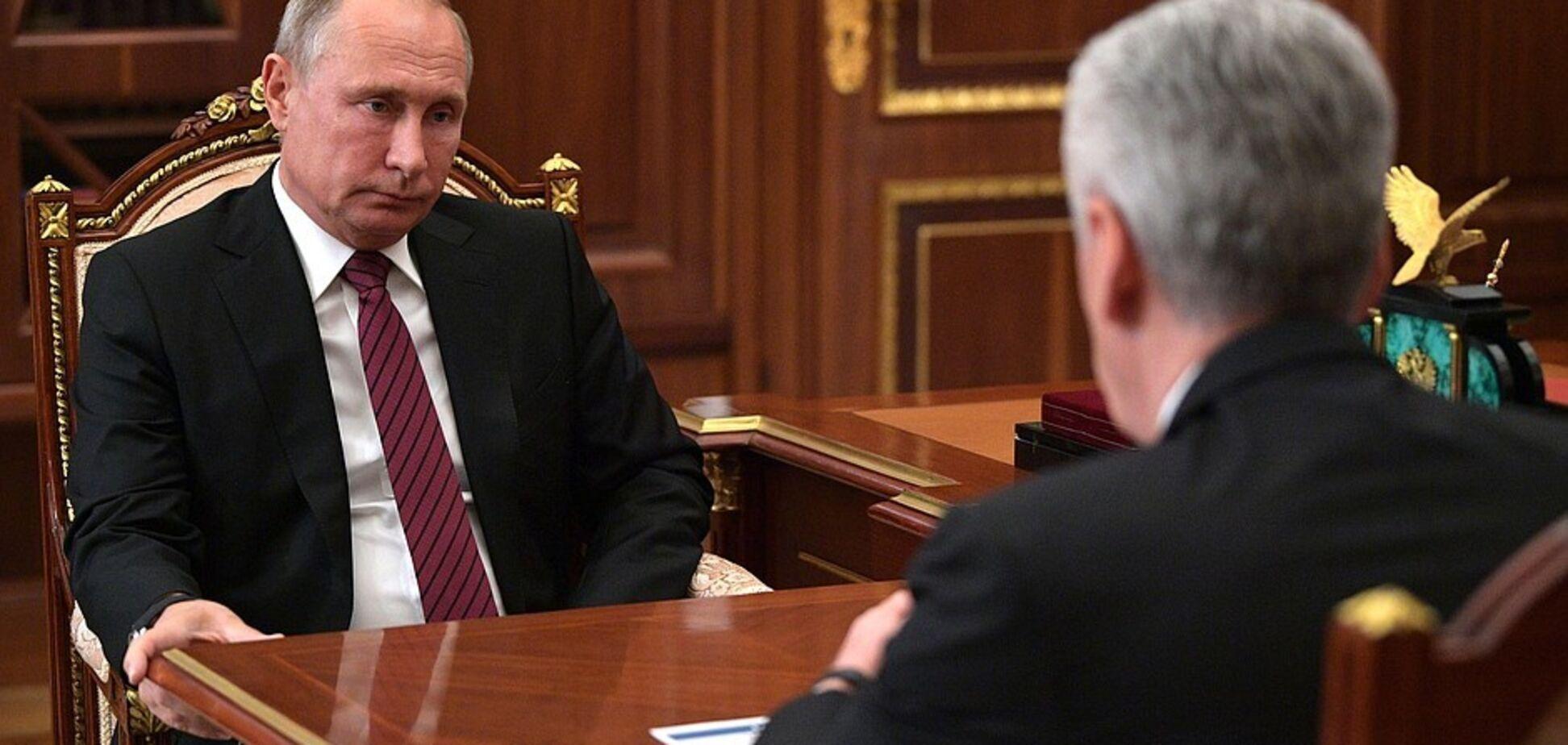 ''Був у Росії'': Путін виступив із нахабною заявою про Крим
