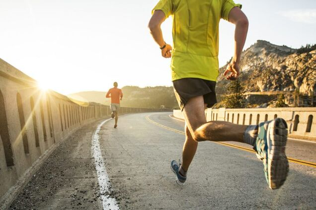 Как бегать во время мороза и не заболеть: техника необычного дыхания