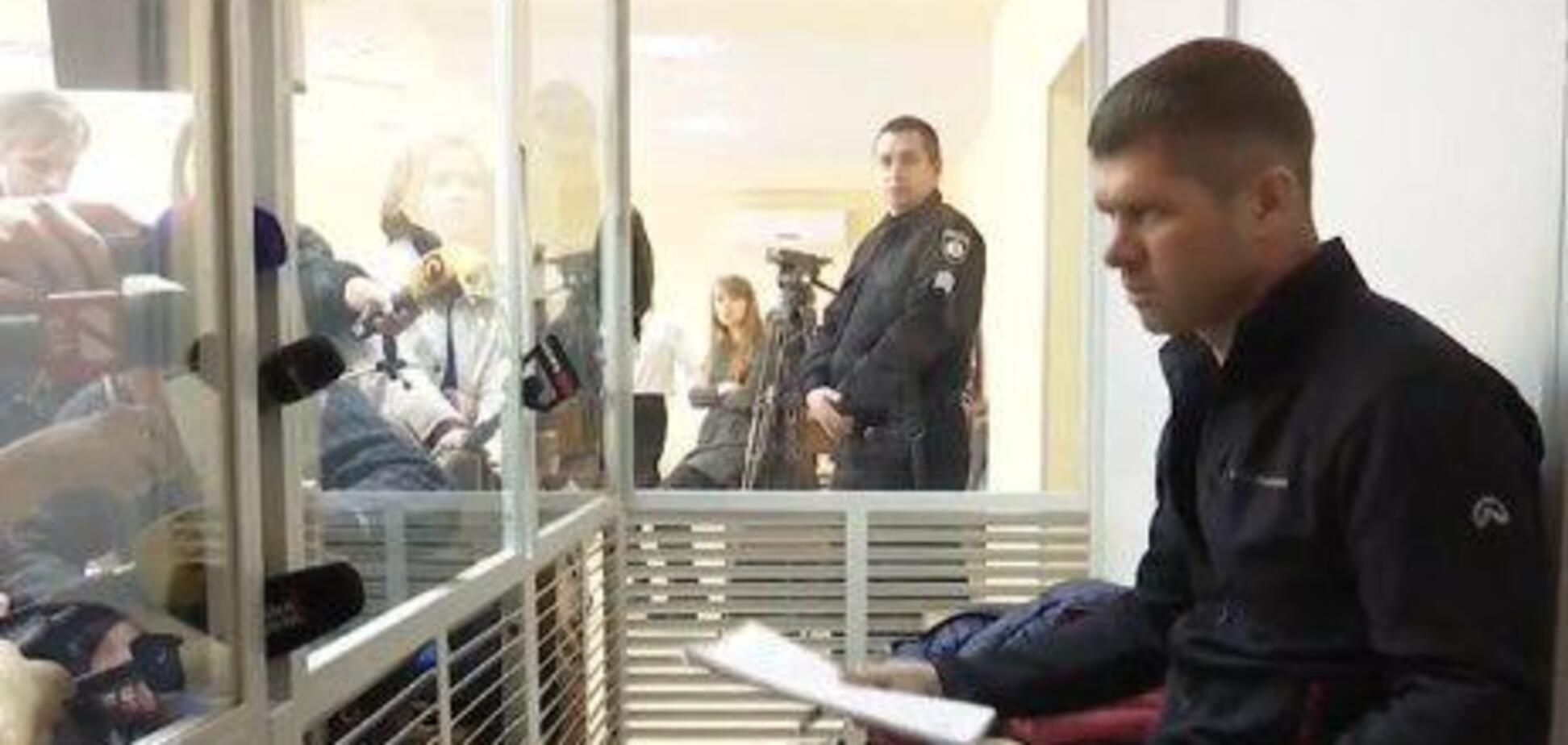 Загибель Поплавської: водій автобуса описав момент аварії з ''Дизель Шоу''