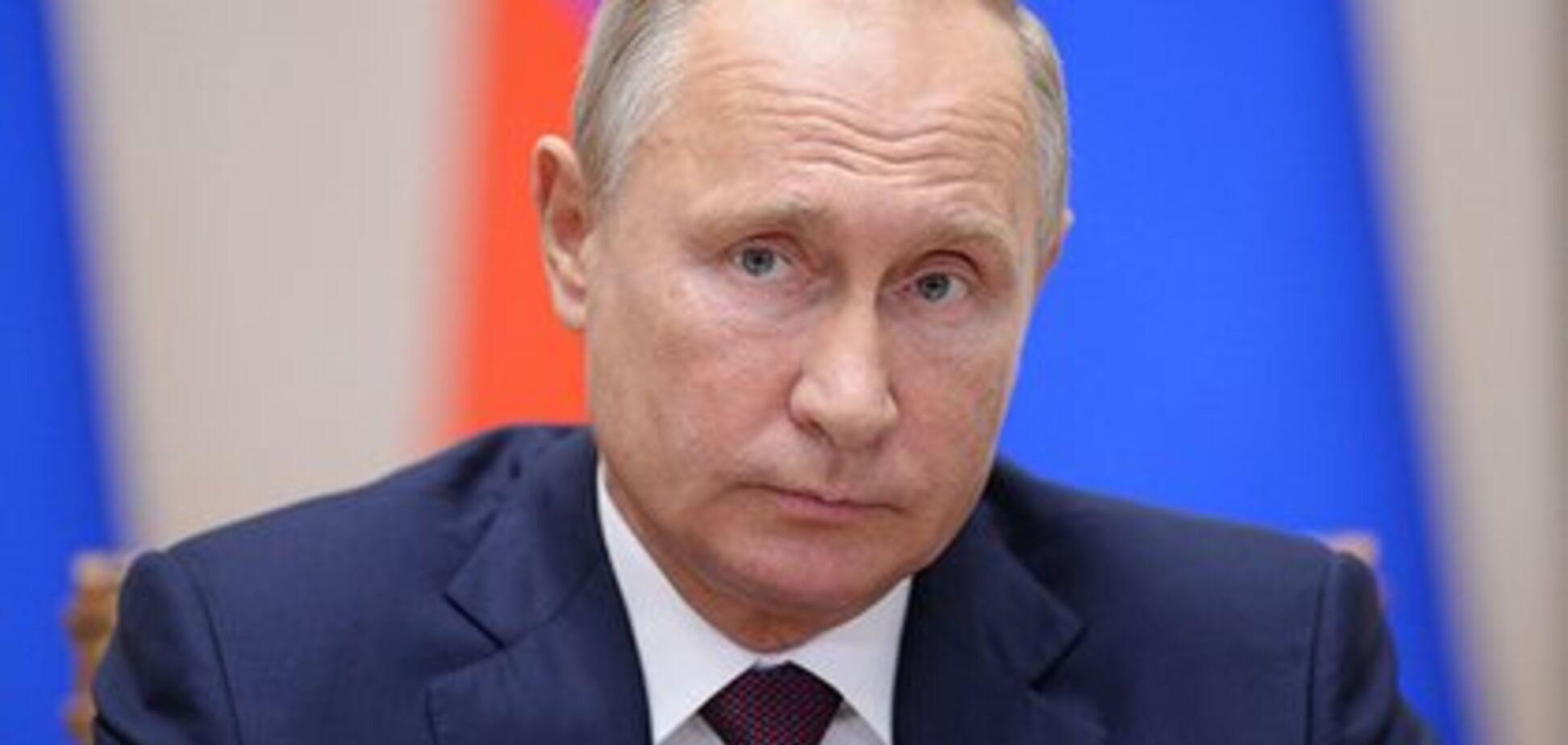 Путин распорядился ввести санкции против Украины: что это значит