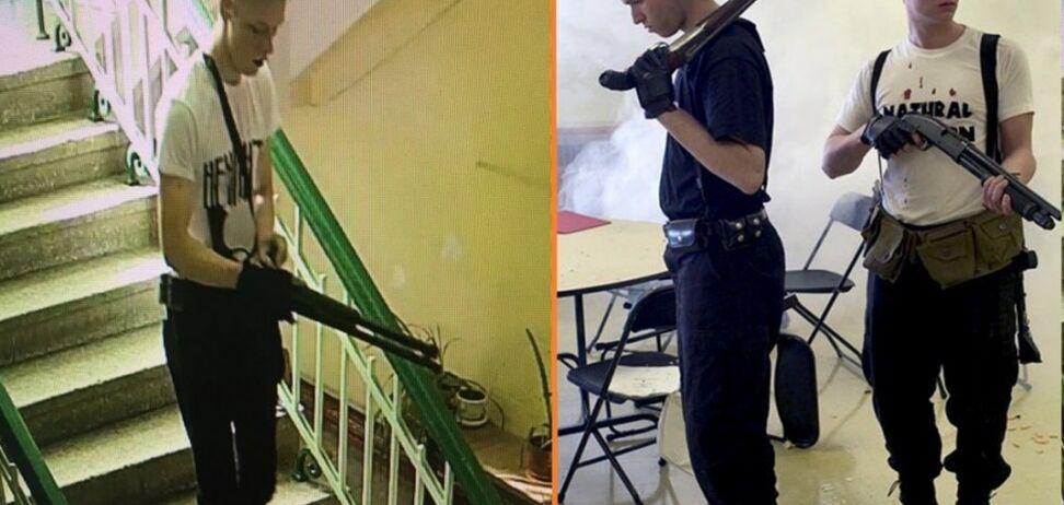 Тройной перекос критиков видео расстрела в Керчи