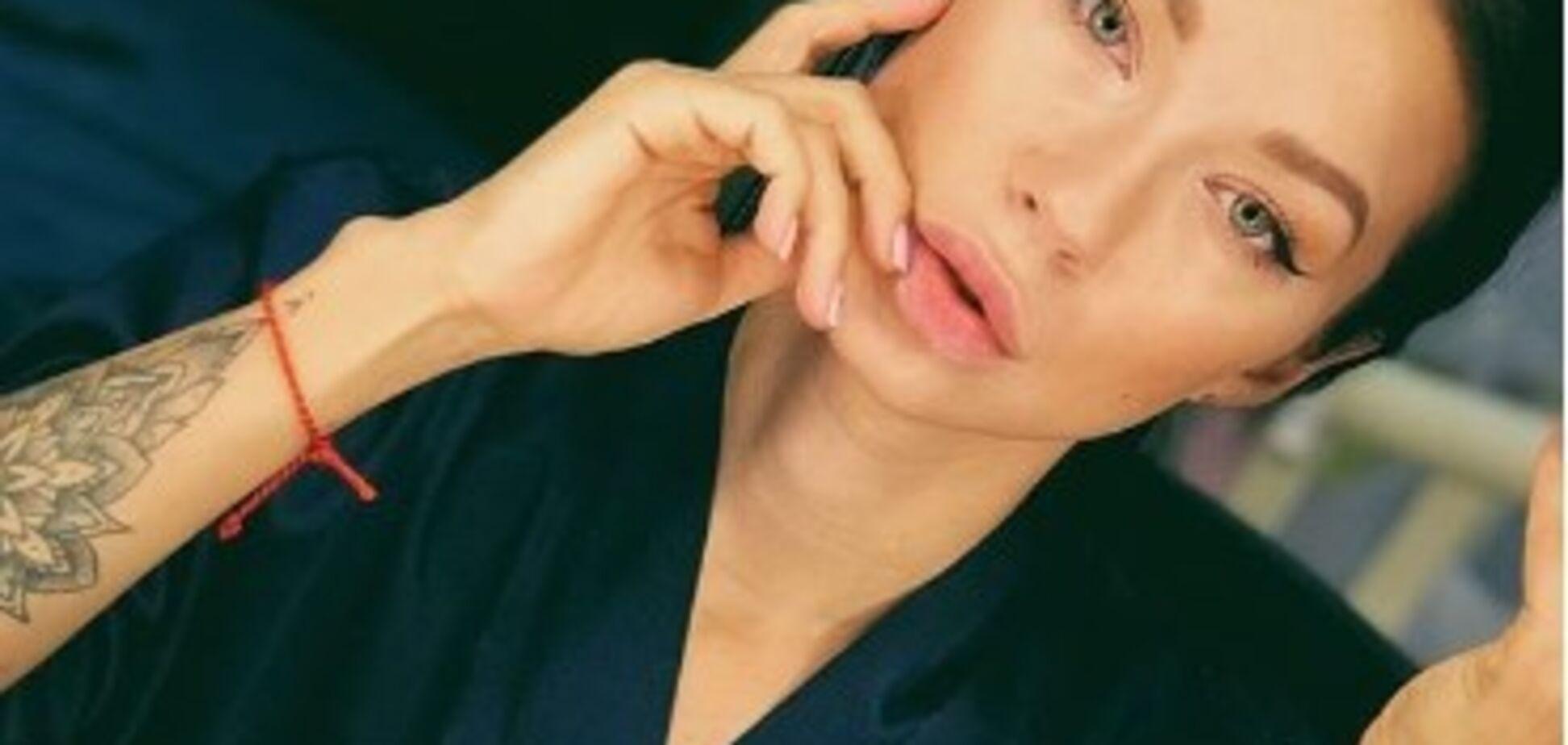 Невестка народного артиста Украины похвасталась сексуальным телом