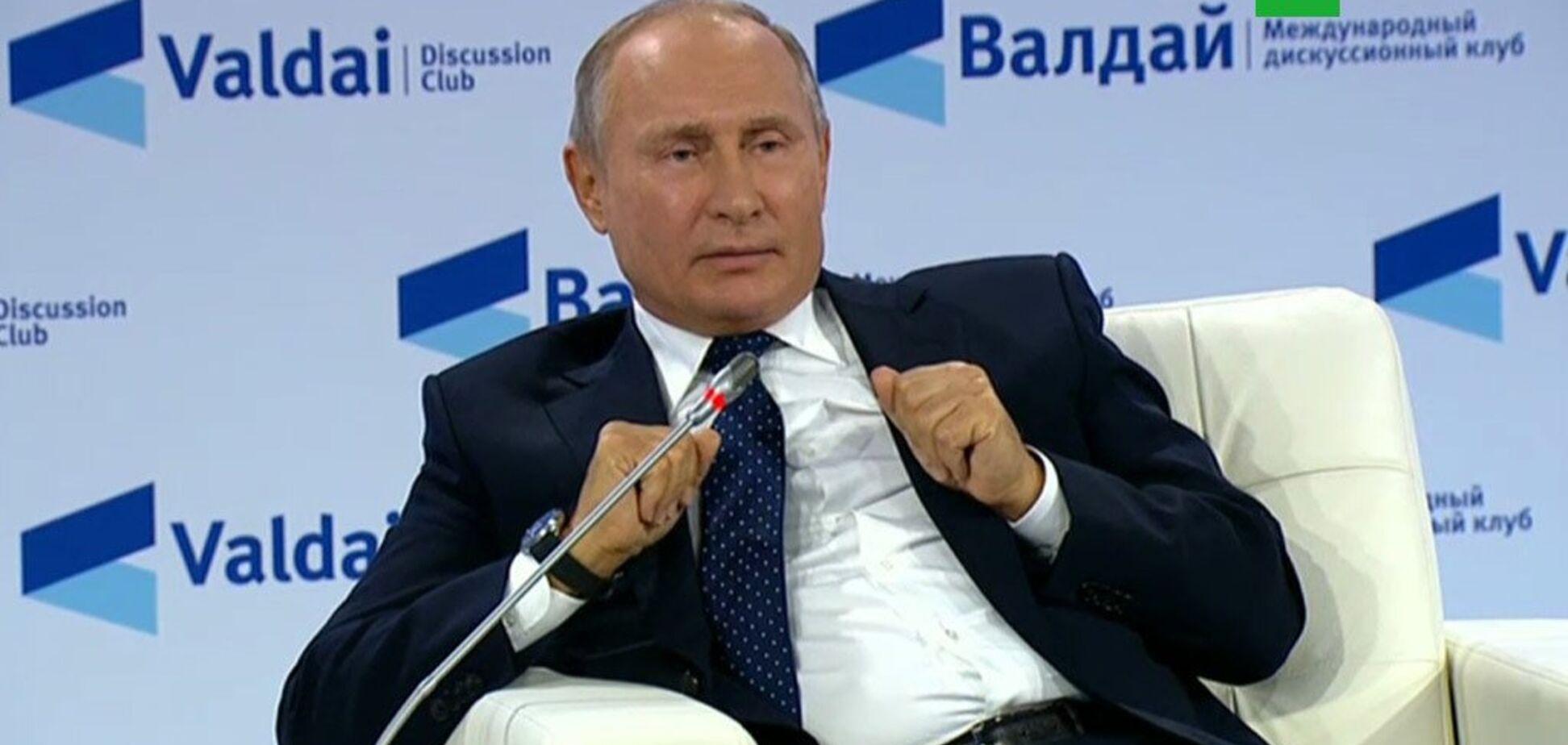 Правилом хорошего тона в России остается вранье