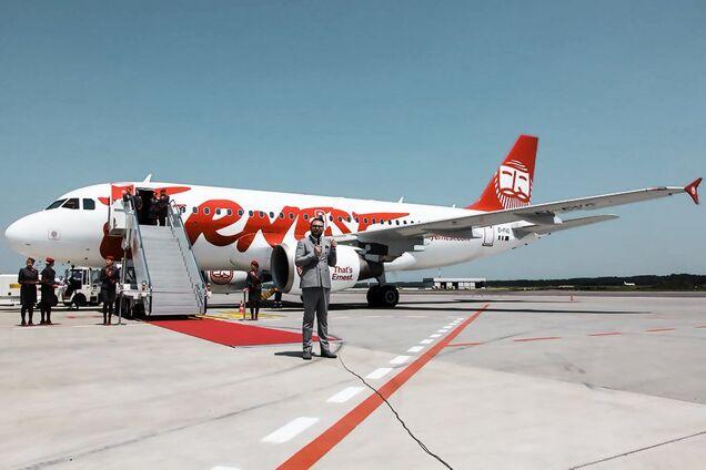 Популярный европейский лоукостер объявил новый рейс из Киева
