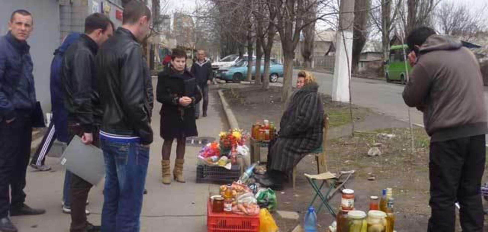 ''Ось, хто поставив Донбас на коліна'': в ''ДНР'' завили від злиднів