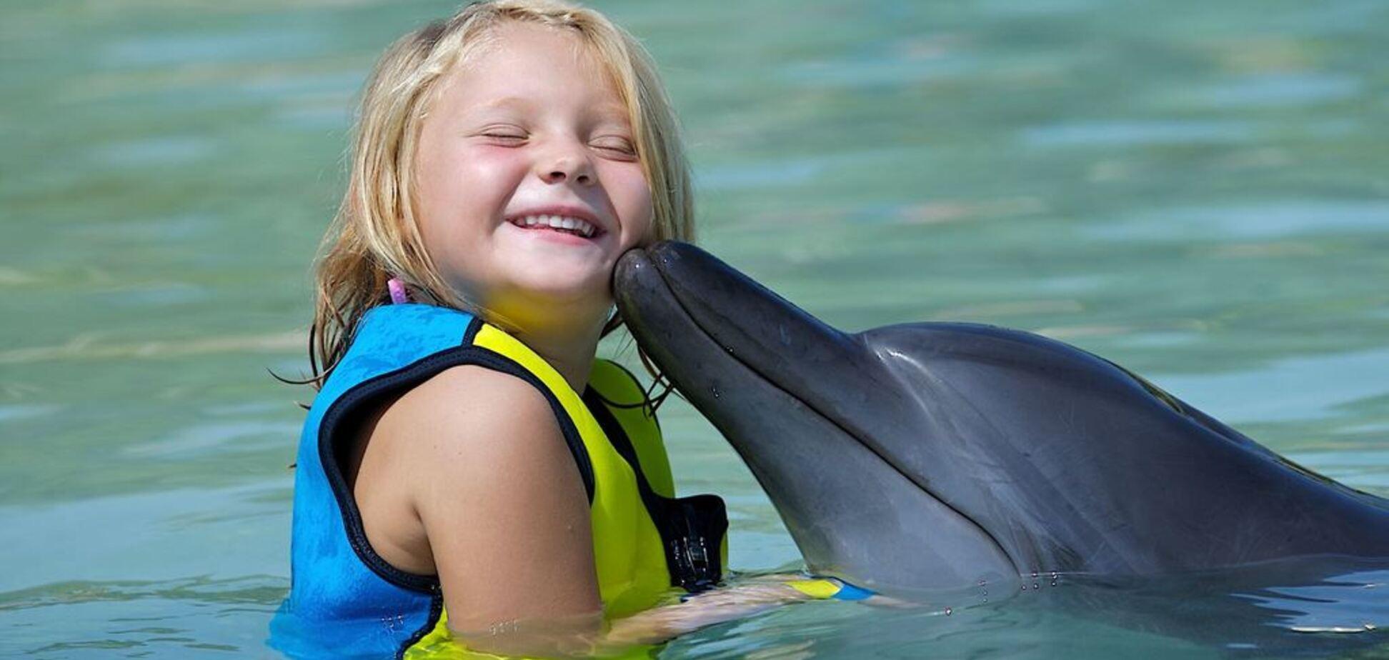 ''Есть риск заразиться'': Супрун рассказала правду о дельфинах