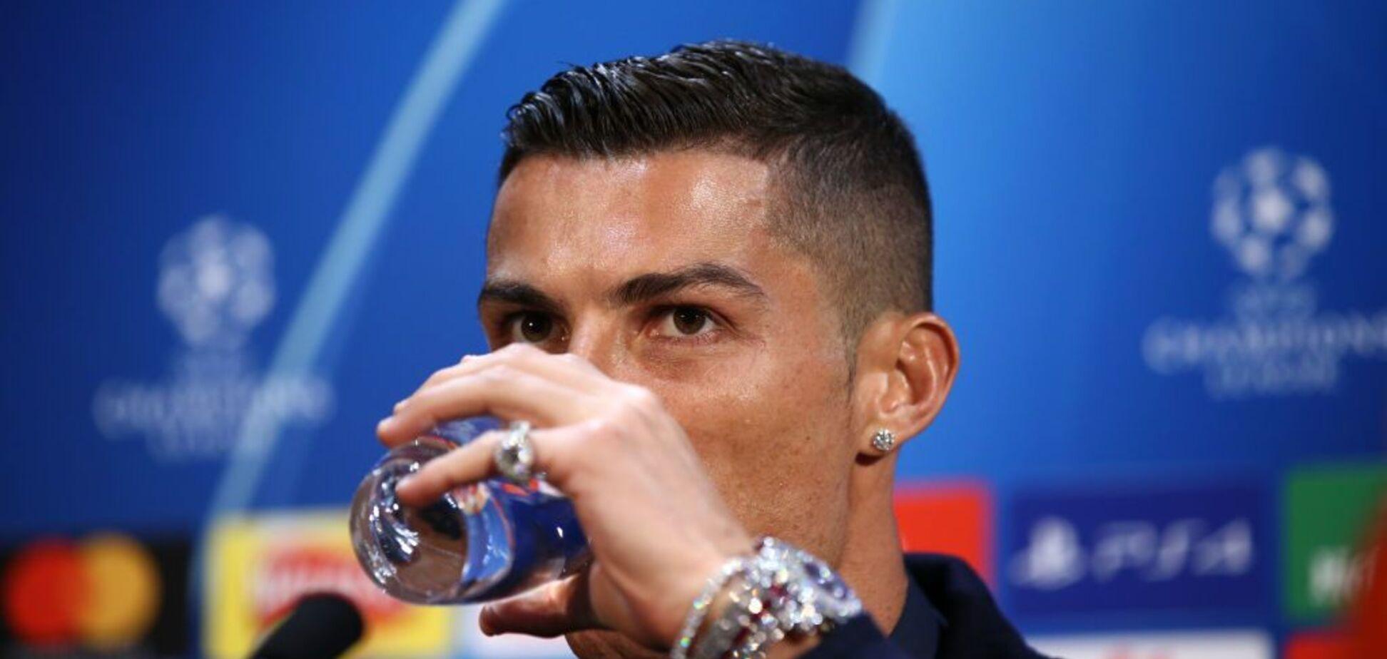Роналду похвалився обновкою за 2 млн євро: фотофакт