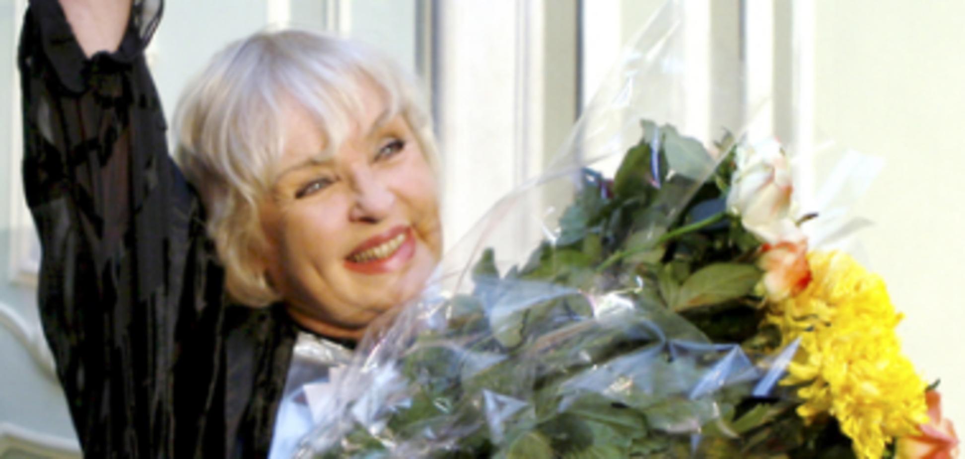 'ПраАда': народная артистка Украины впервые стала прабабушкой