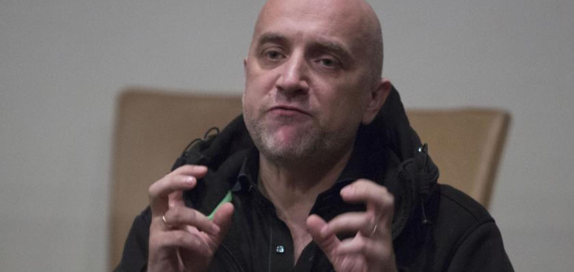 ''Ось і фото заручників'': письменник-терорист Прилєпін вибухнув безглуздим фейком про Донбас