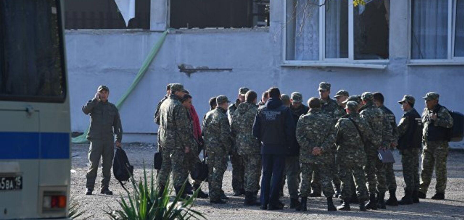 Теракт в Керчи: у Рослякова обнаружили важный вещдок