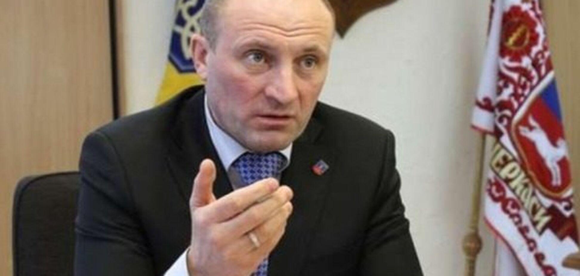 Бондаренко - в отставку: против мэра Черкасс нашли скандальные доказательства